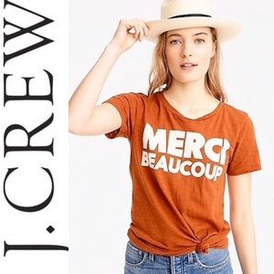J.Crew merci Beaucoup Top
